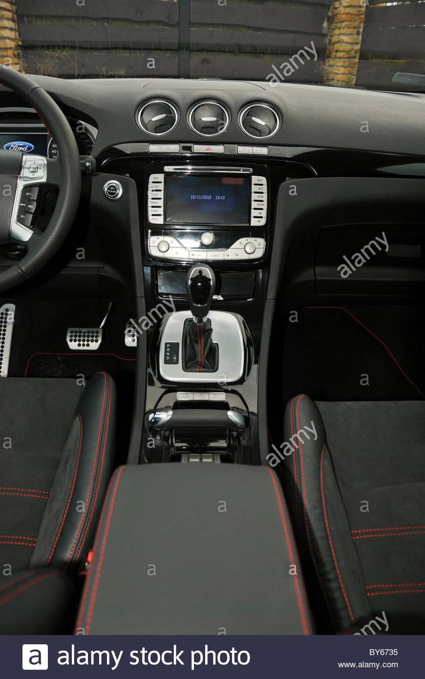 Ford S-MAX I 2006 - 2010 Minivan #5