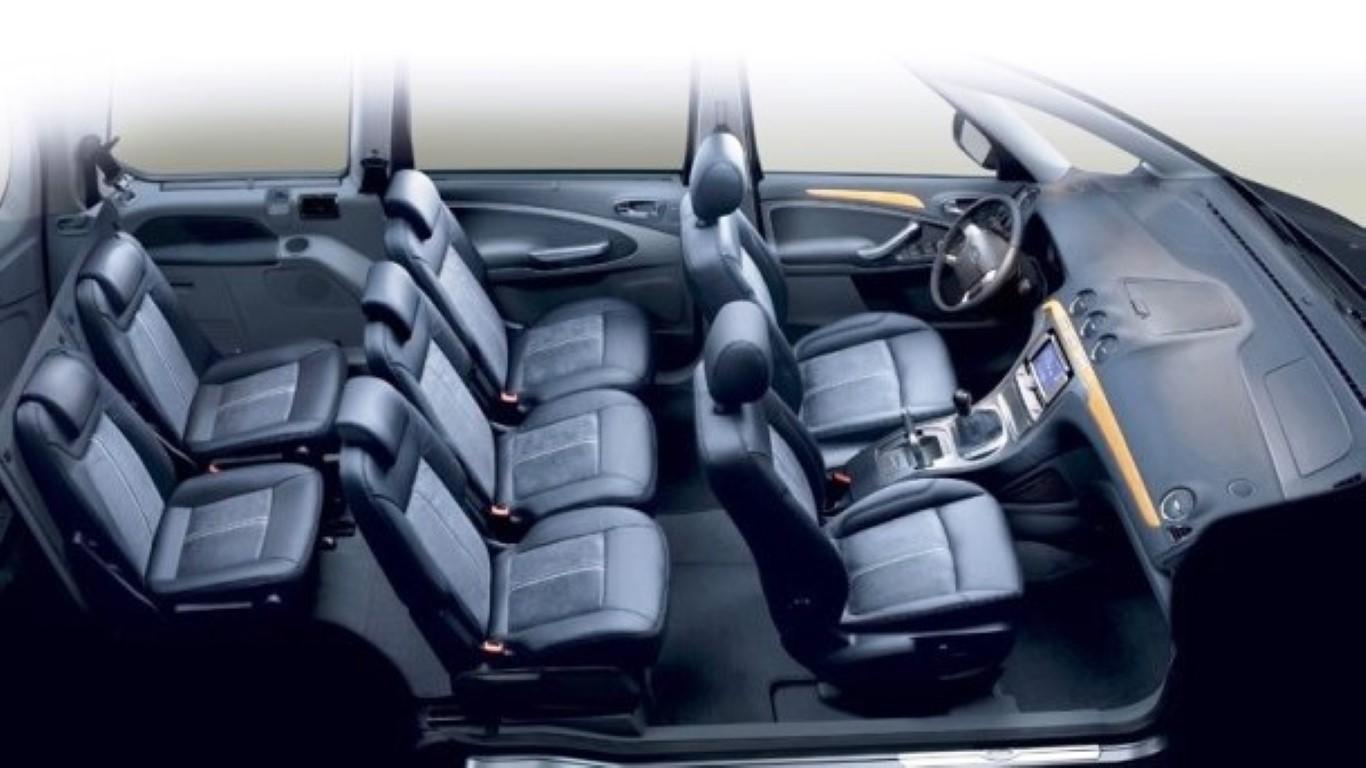 Ford S-MAX I 2006 - 2010 Minivan #7