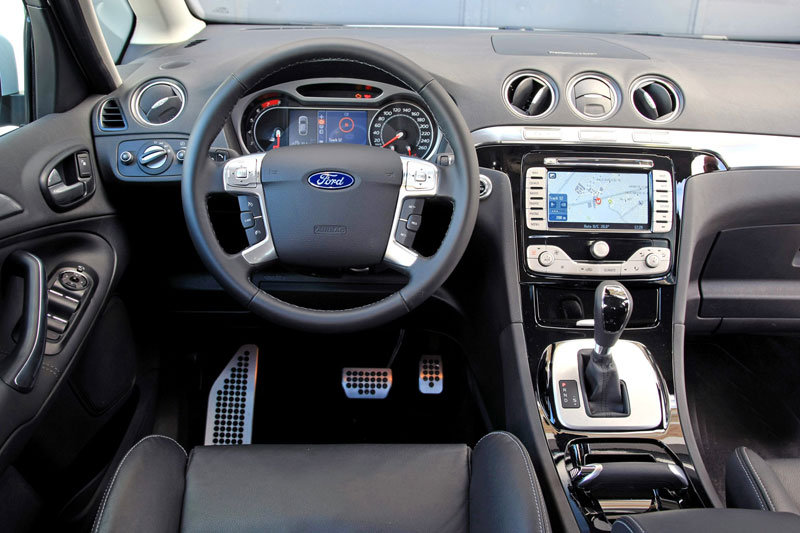 Ford S-MAX I Restyling 2010 - 2015 Minivan #8