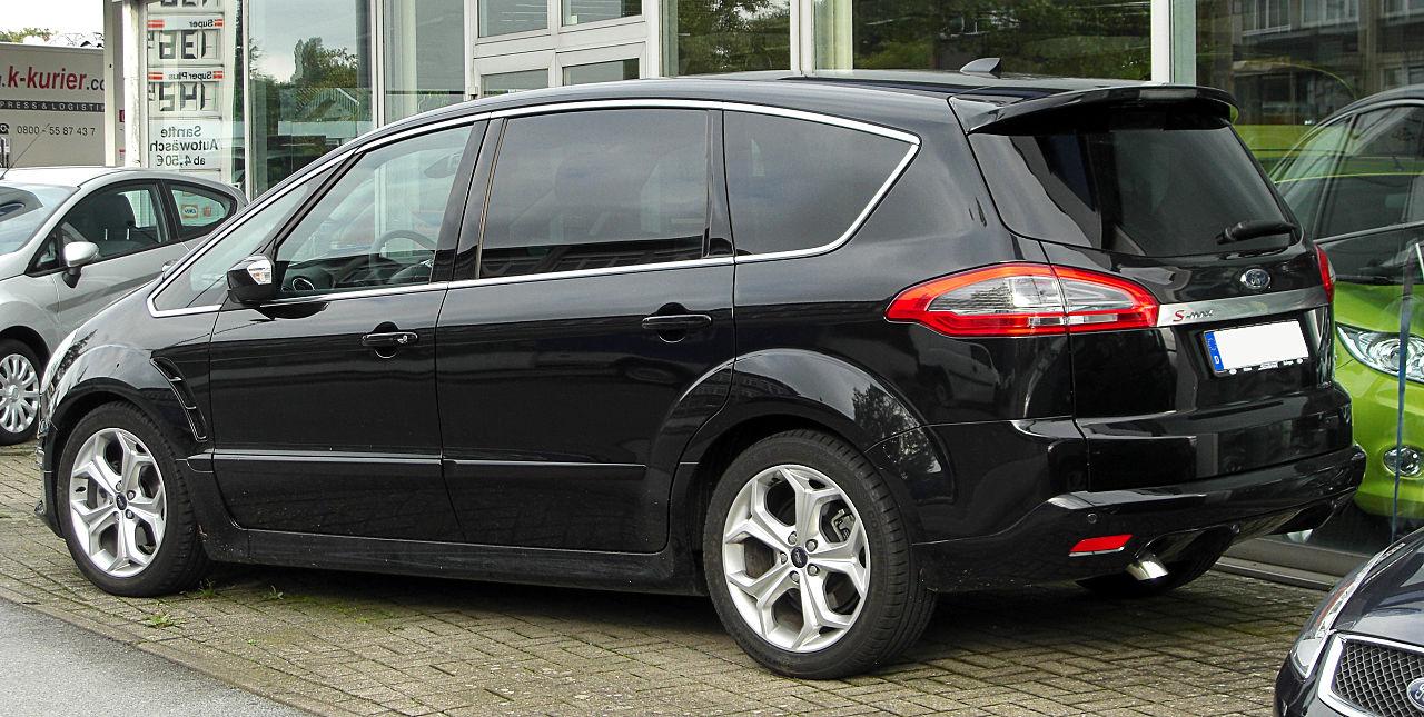Ford S-MAX I Restyling 2010 - 2015 Minivan #4