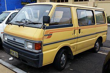 Ford Spectron 1983 - 1995 Minivan #5