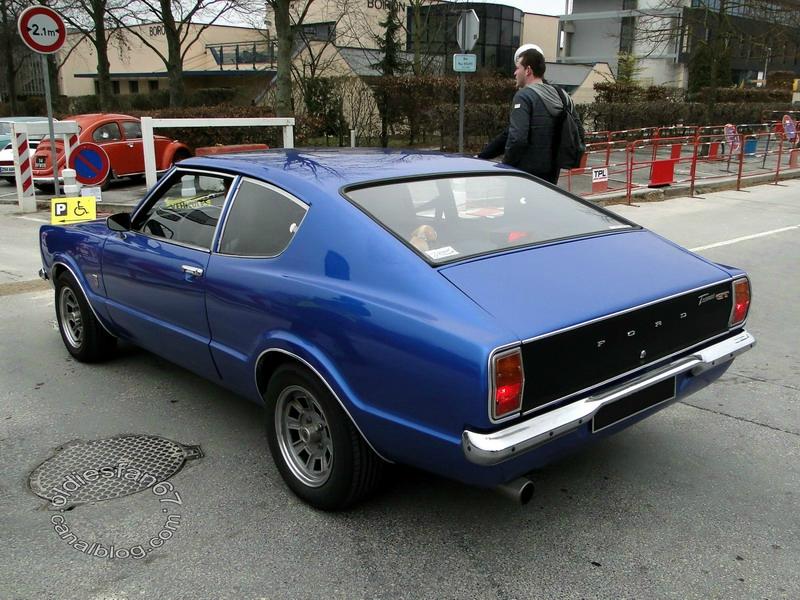 Ford Taunus I 1970 - 1976 Coupe #3