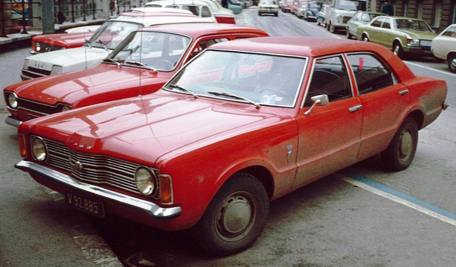 Ford Taunus I 1970 - 1976 Coupe #2