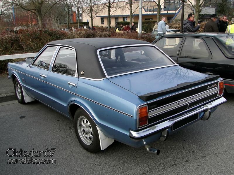 Ford Taunus I 1970 - 1976 Coupe #6