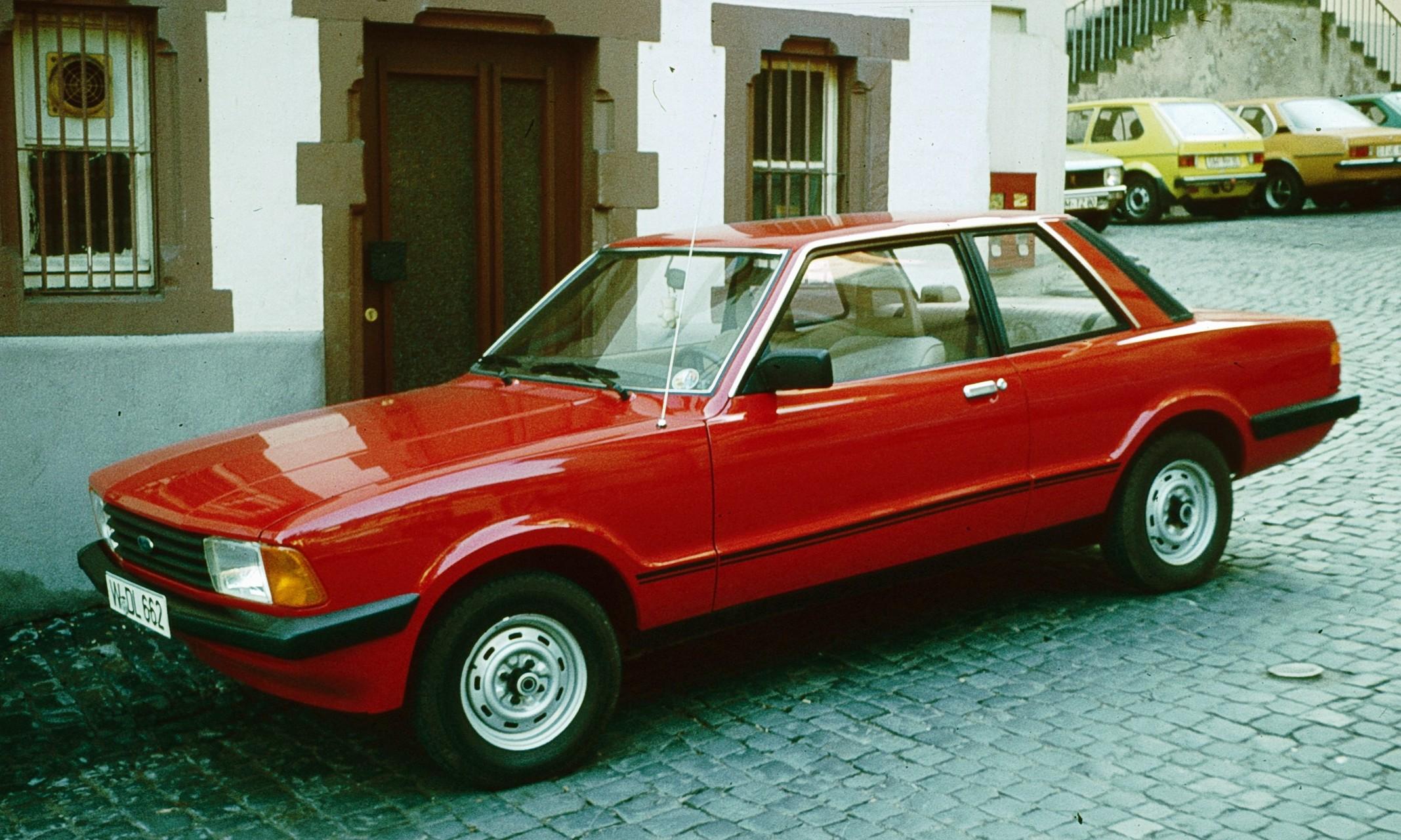 Ford Taunus III 1979 - 1982 Station wagon 5 door #5