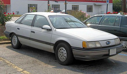 Ford Taurus II 1991 - 1995 Station wagon 5 door #3