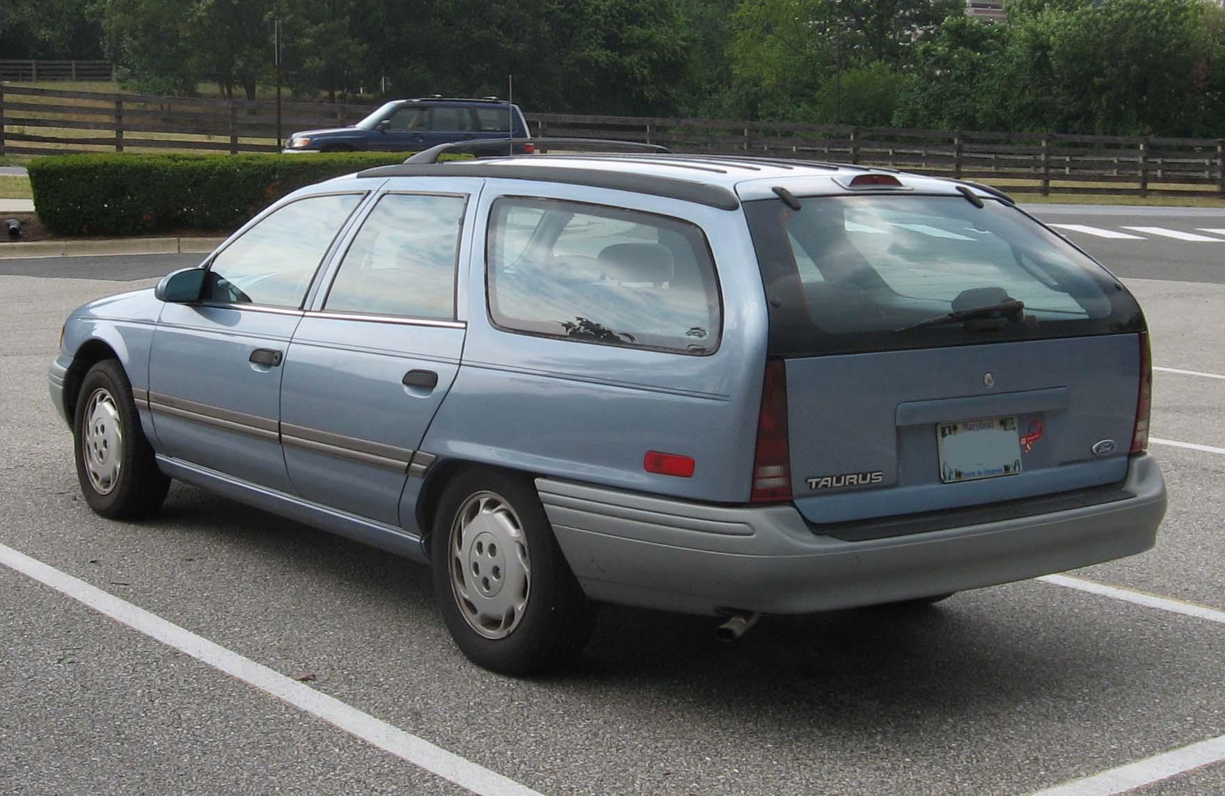 Ford Taurus I 1985 - 1991 Sedan #5