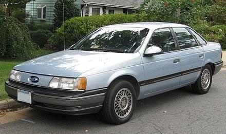 Ford Taurus I 1985 - 1991 Sedan #6