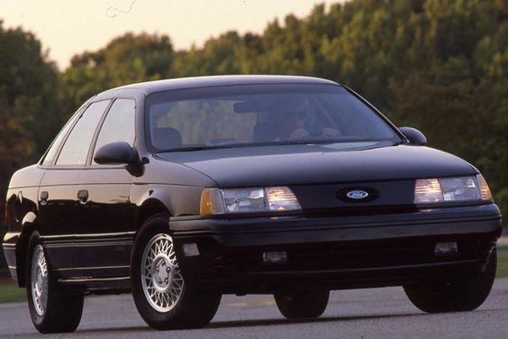 Ford Taurus I 1985 - 1991 Sedan #1