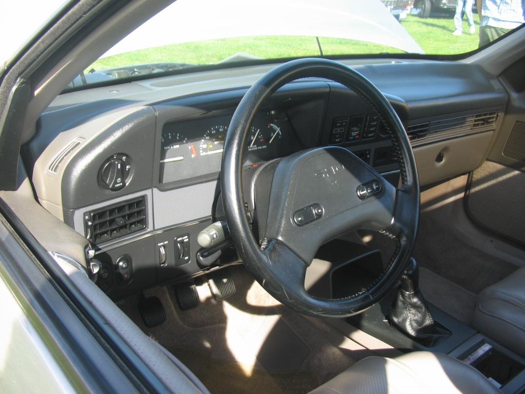 Ford Taurus II 1991 - 1995 Station wagon 5 door #5