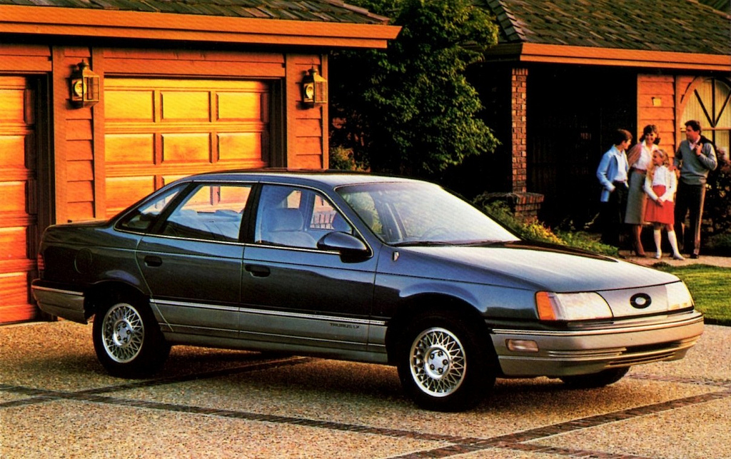 Ford Taurus I 1985 - 1991 Sedan #4