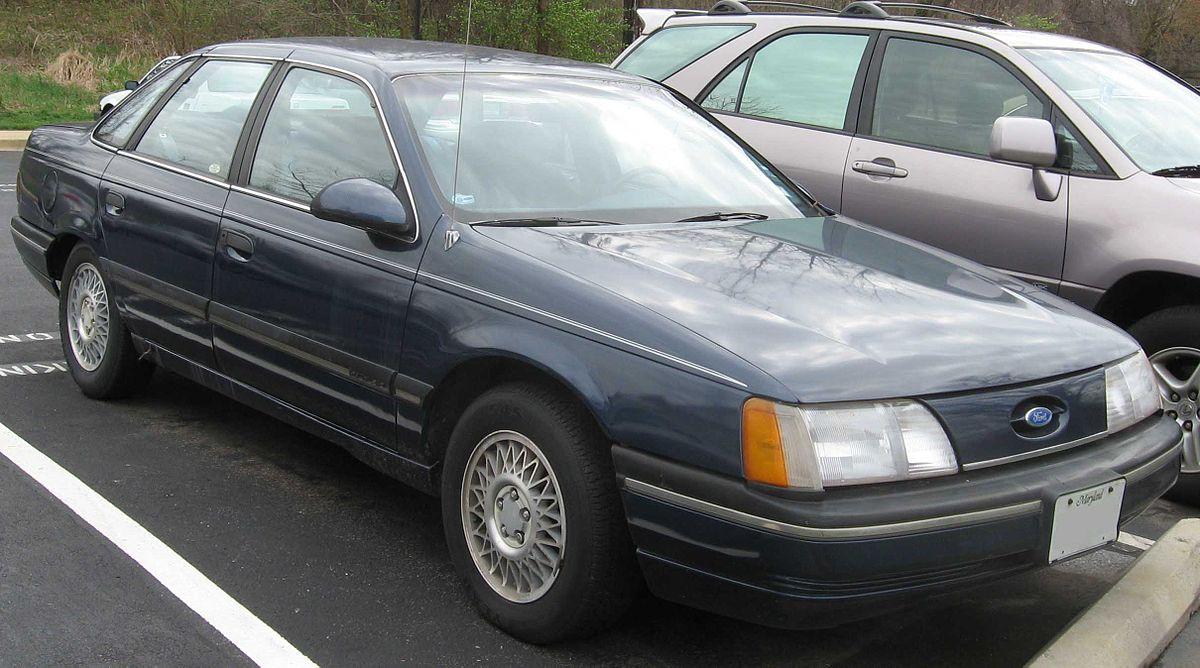 Ford Taurus II 1991 - 1995 Station wagon 5 door #7