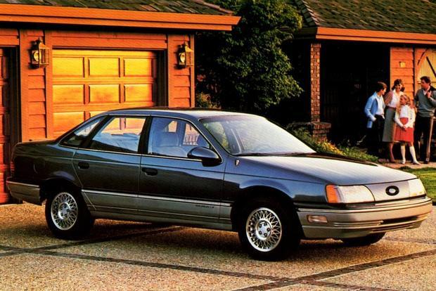 Ford Taurus I 1985 - 1991 Station wagon 5 door #2