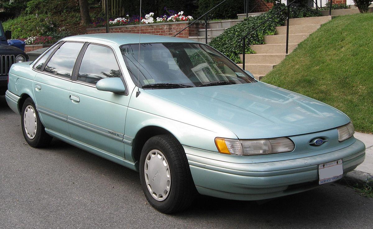Ford Taurus II 1991 - 1995 Station wagon 5 door #8