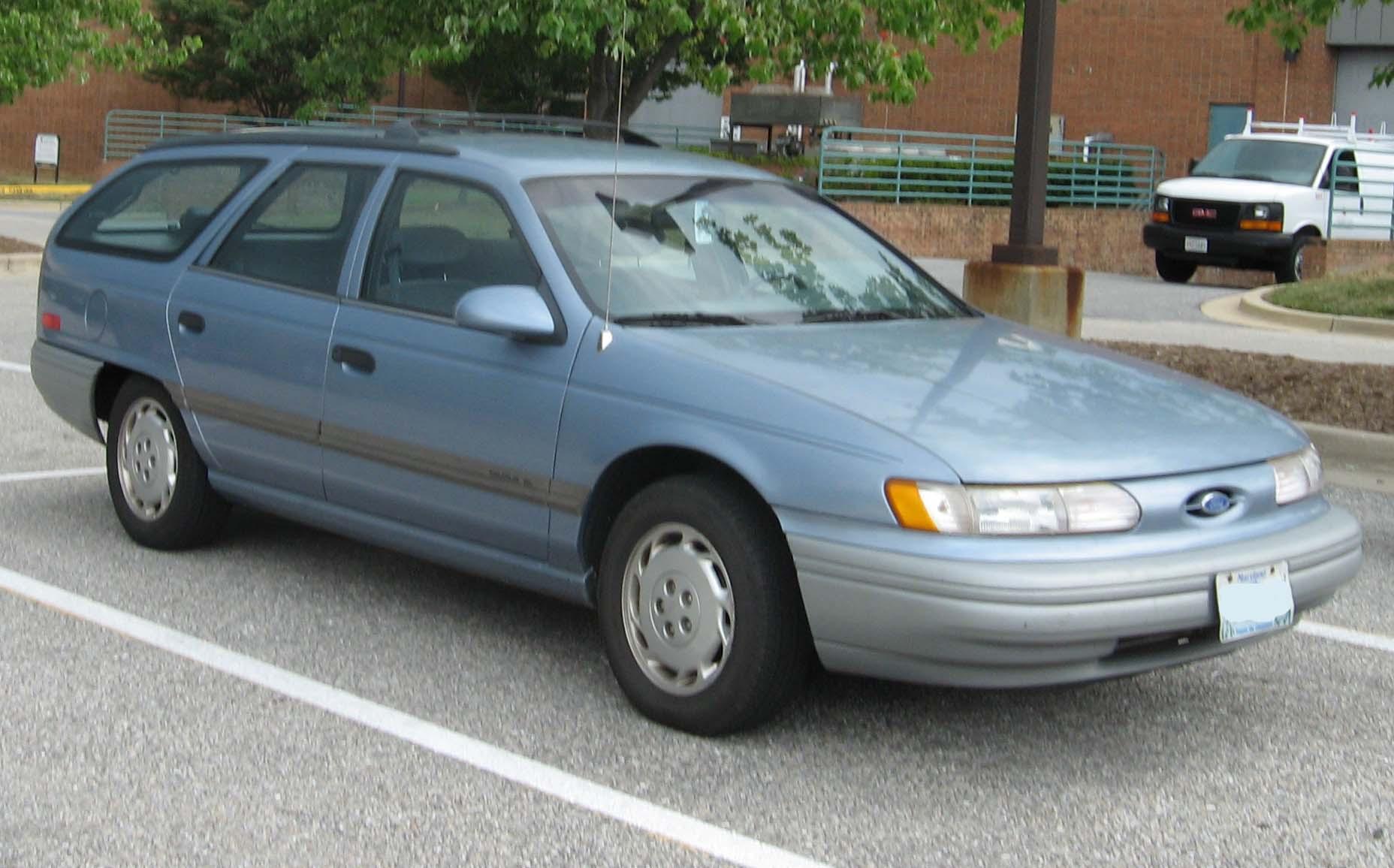 Ford Taurus II 1991 - 1995 Station wagon 5 door #1