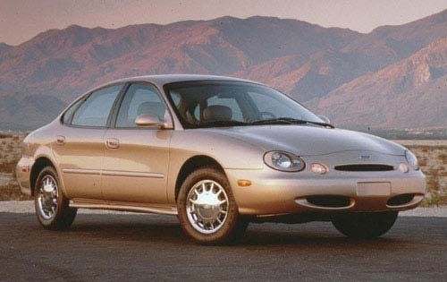 Ford Taurus III 1995 - 1999 Sedan #7