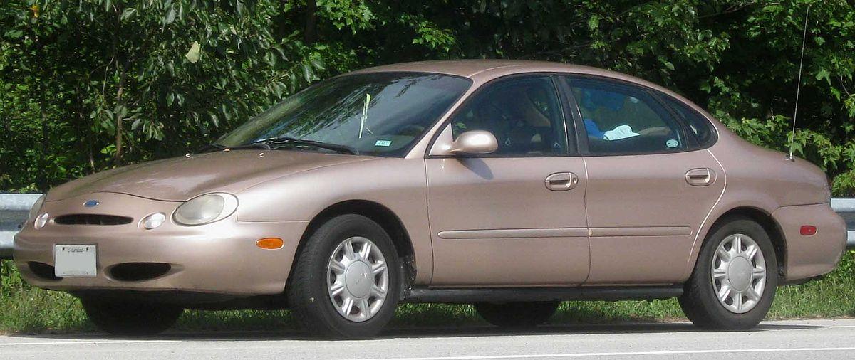 Ford Taurus III 1995 - 1999 Sedan #6