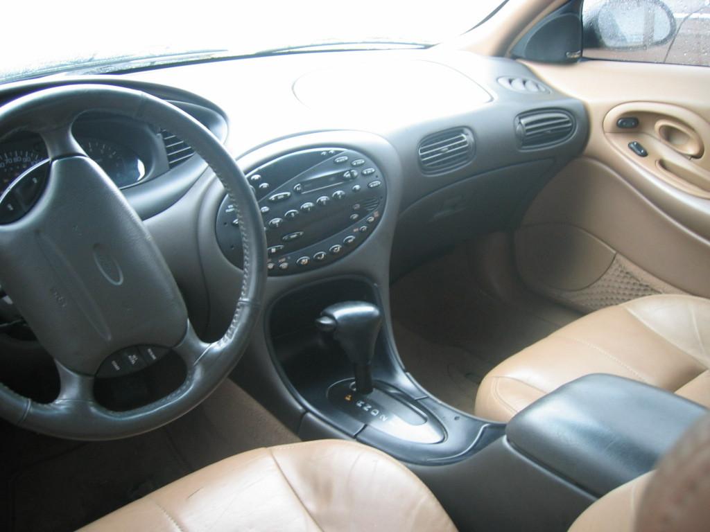 Ford Taurus III 1995 - 1999 Sedan #5
