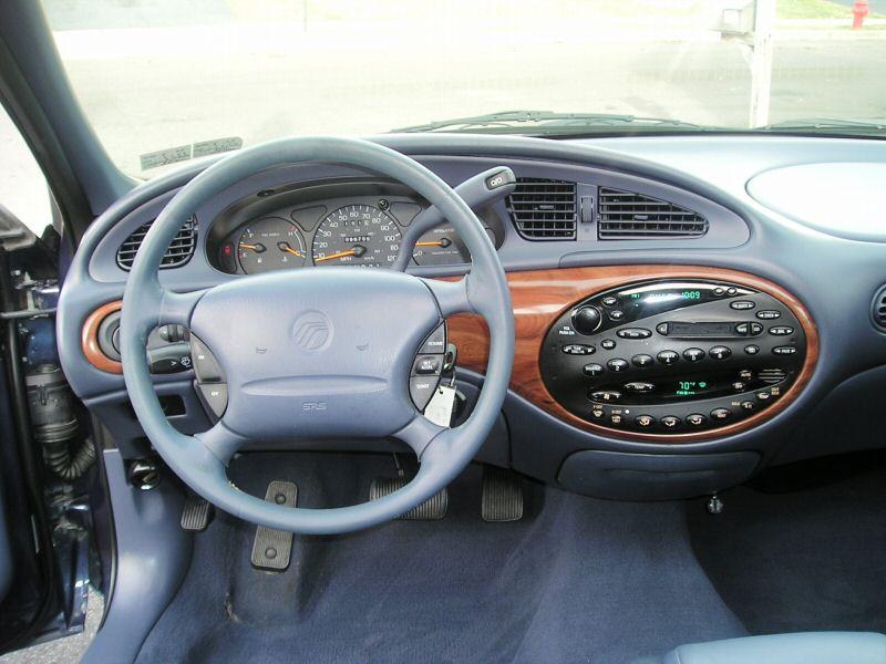 Ford Taurus III 1995 - 1999 Sedan #4