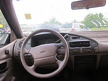 Ford Taurus III 1995 - 1999 Sedan #2