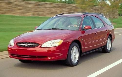 Ford Taurus IV 1999 - 2004 Station wagon 5 door #5
