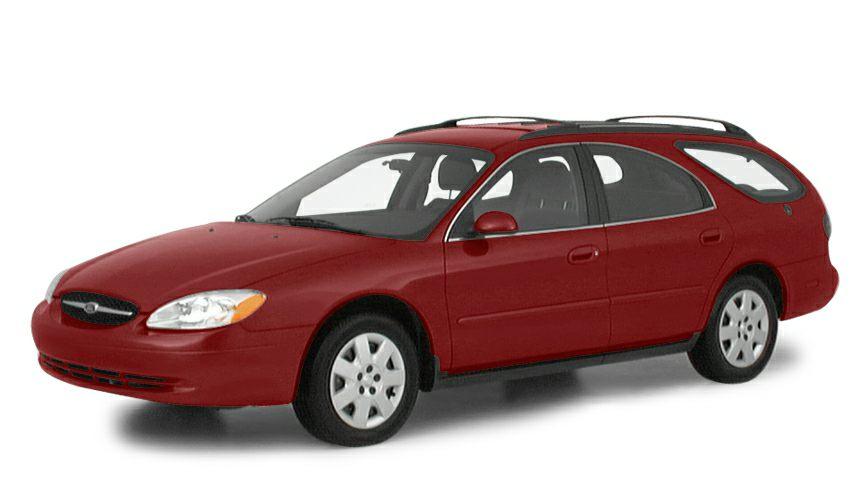 Ford Taurus IV 1999 - 2004 Station wagon 5 door #1