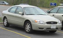 Ford Taurus IV Restyling 2004 - 2006 Station wagon 5 door #8