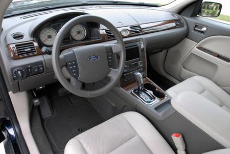 Ford Taurus V 2007 - 2009 Sedan #5