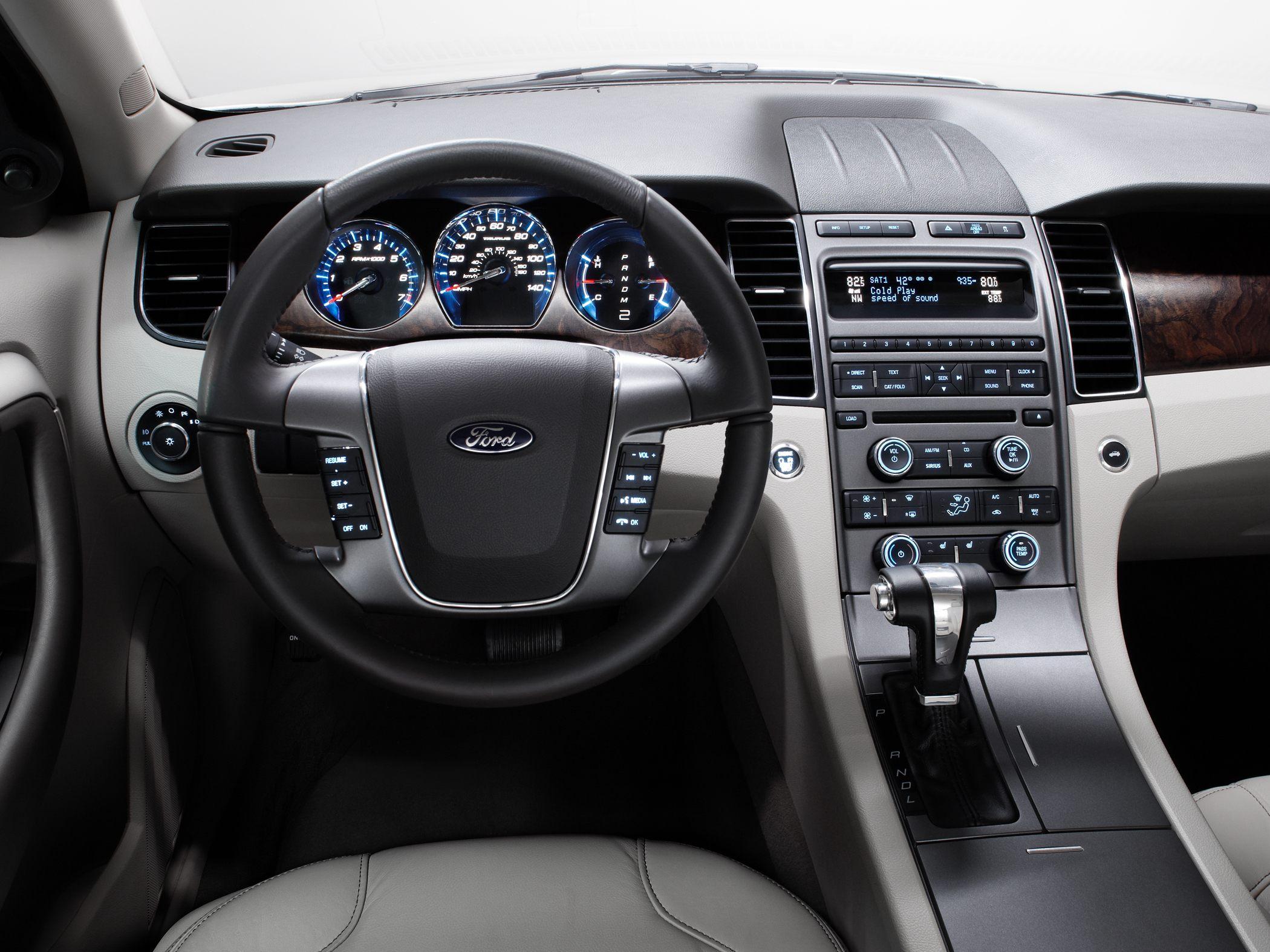 Ford Taurus V 2007 - 2009 Sedan #3