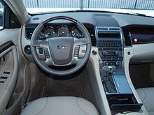 Ford Taurus VI 2009 - 2012 Sedan #3