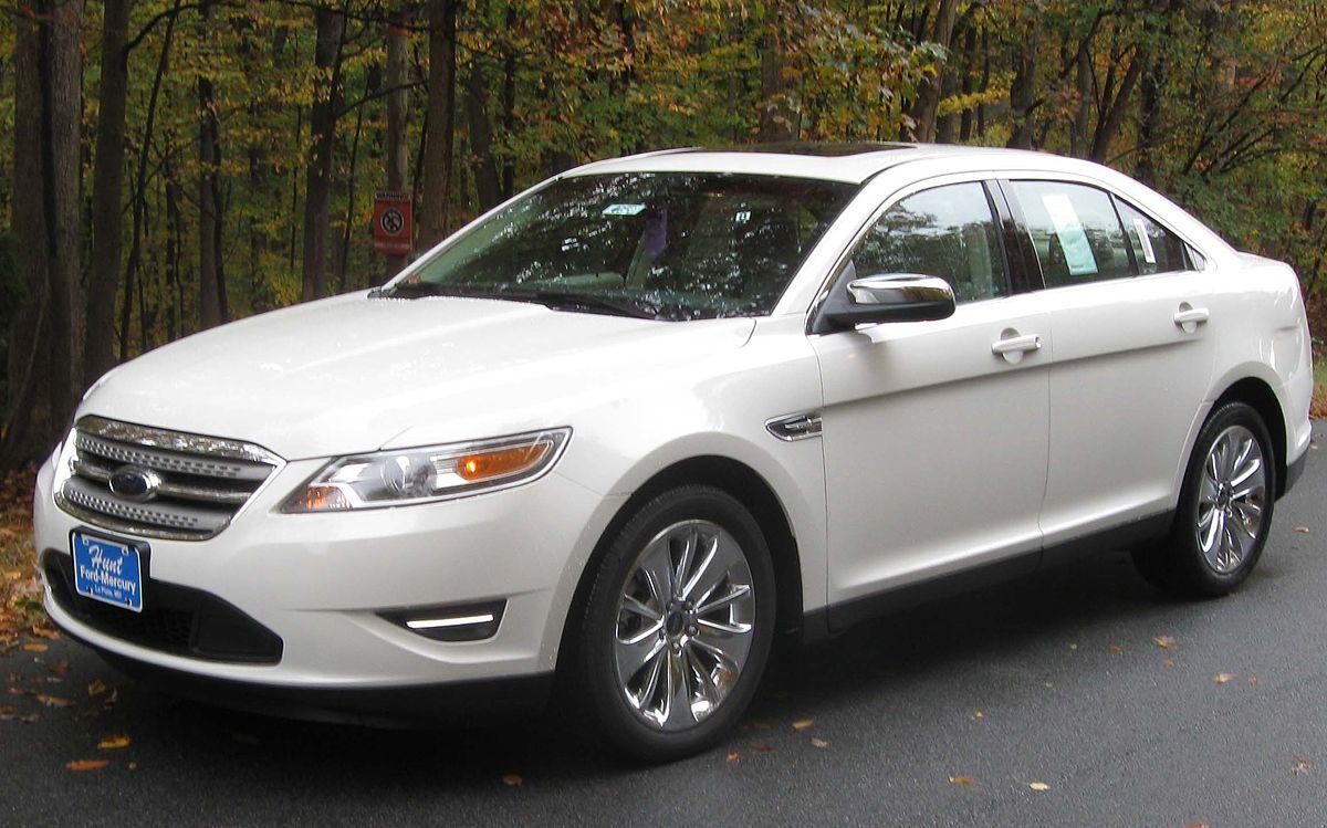 Ford Taurus VI 2009 - 2012 Sedan #7