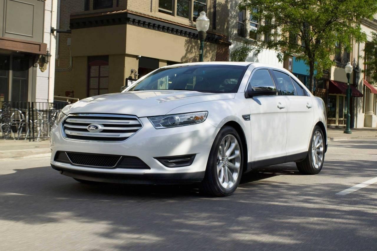 Ford Taurus VI Restyling 2012 - now Sedan #1