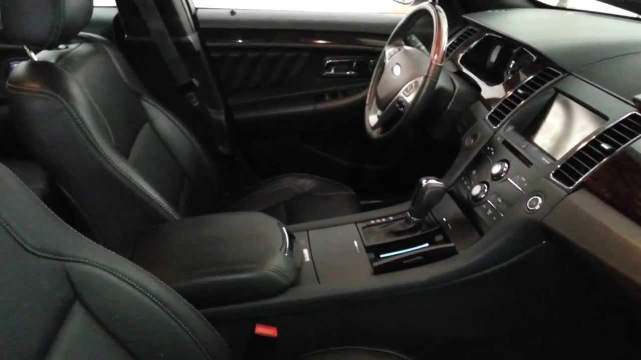 Ford Taurus VI Restyling 2012 - now Sedan #4