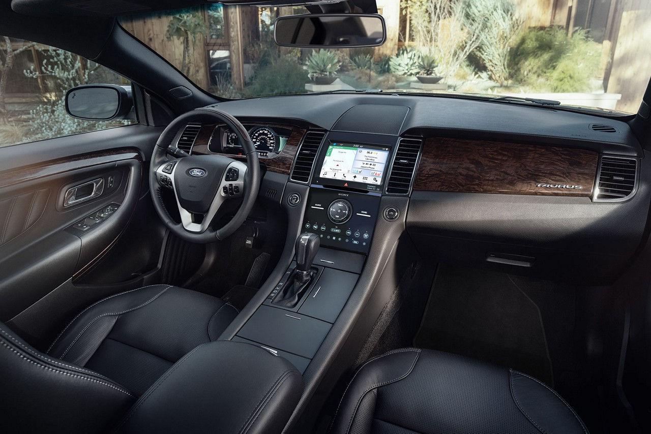 Ford Taurus VI Restyling 2012 - now Sedan #3
