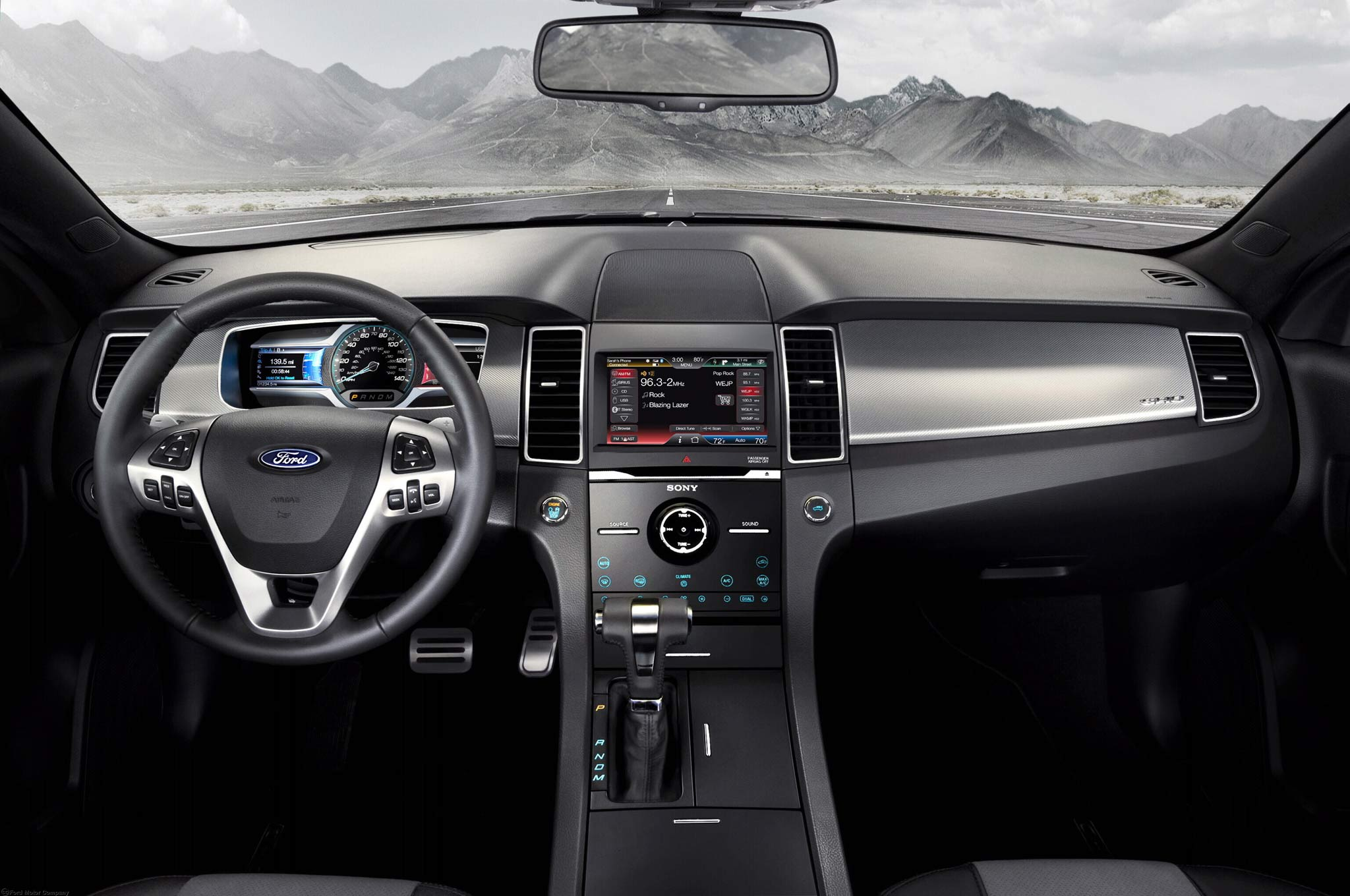 Ford Taurus VI Restyling 2012 - now Sedan #2