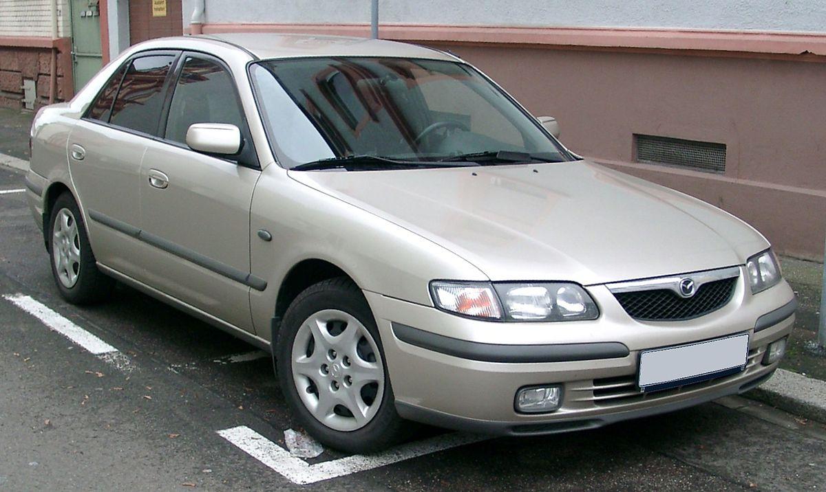 Mazda Capella IV 1987 - 1997 Coupe #7
