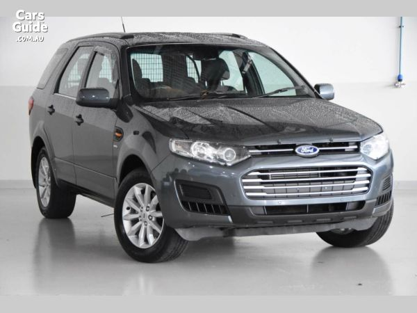 Ford Territory SZ Restyling 2014 - 2016 SUV 5 door #3