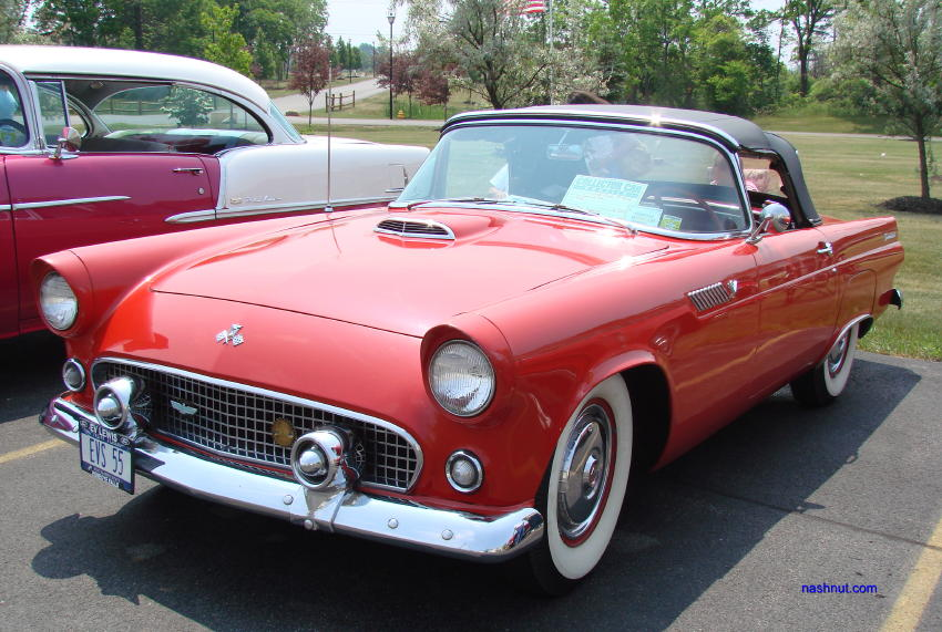 Ford Thunderbird I 1955 - 1957 Coupe #5