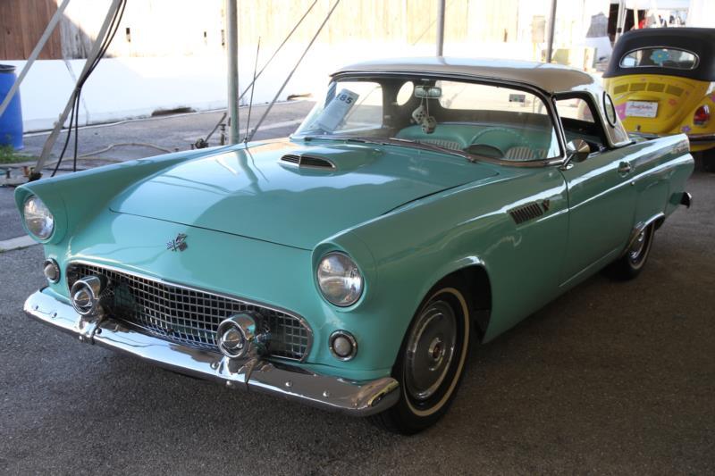 Ford Thunderbird I 1955 - 1957 Coupe #7
