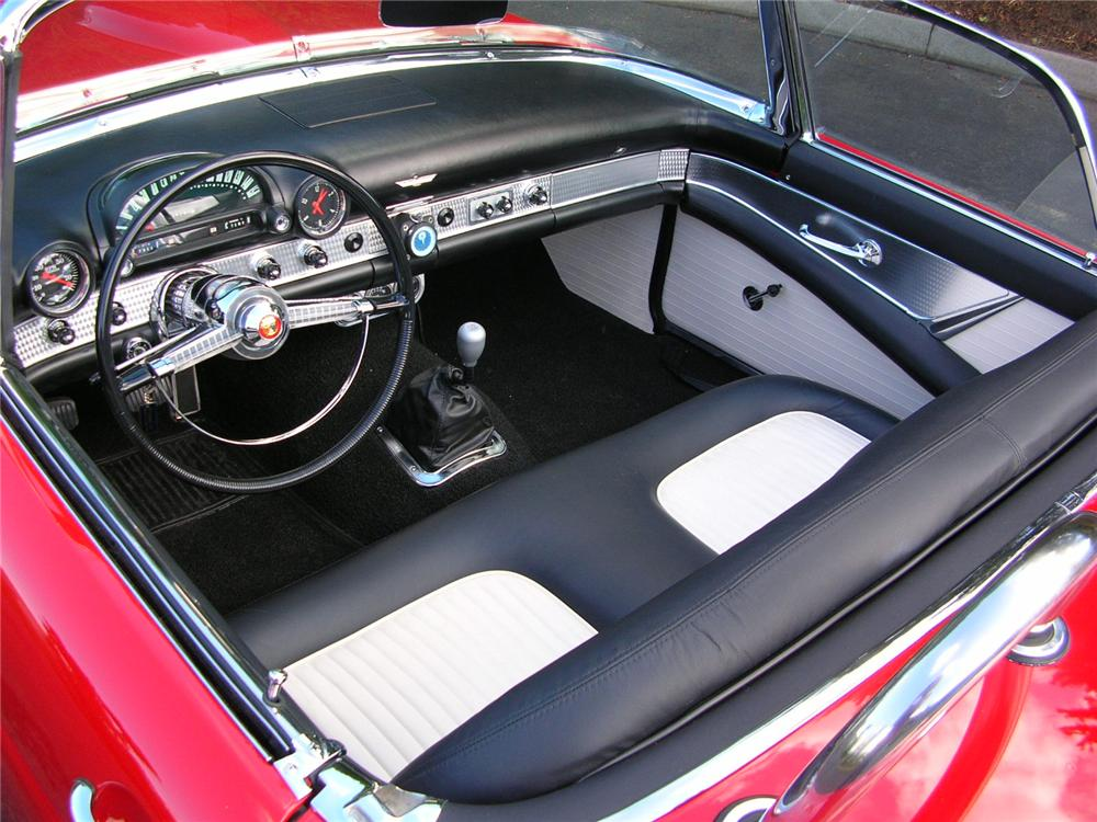 Ford Thunderbird I 1955 - 1957 Coupe #2