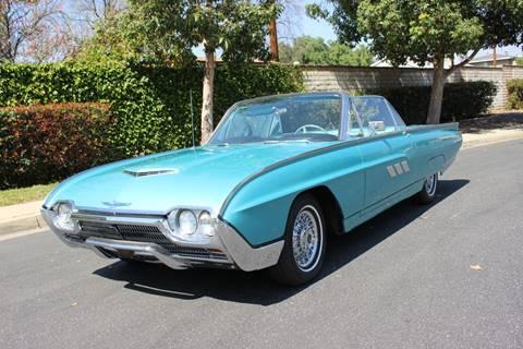 Ford Thunderbird III 1961 - 1963 Cabriolet #7