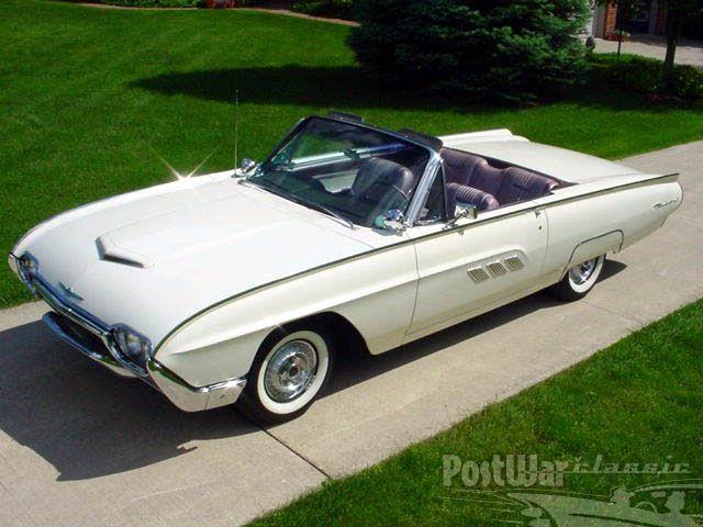 Ford Thunderbird III 1961 - 1963 Cabriolet #2