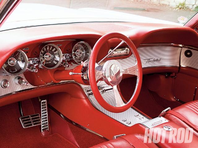 Ford Thunderbird III 1961 - 1963 Cabriolet #6