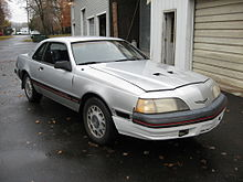 Ford Thunderbird IX (Aero Birds) 1983 - 1988 Coupe #3