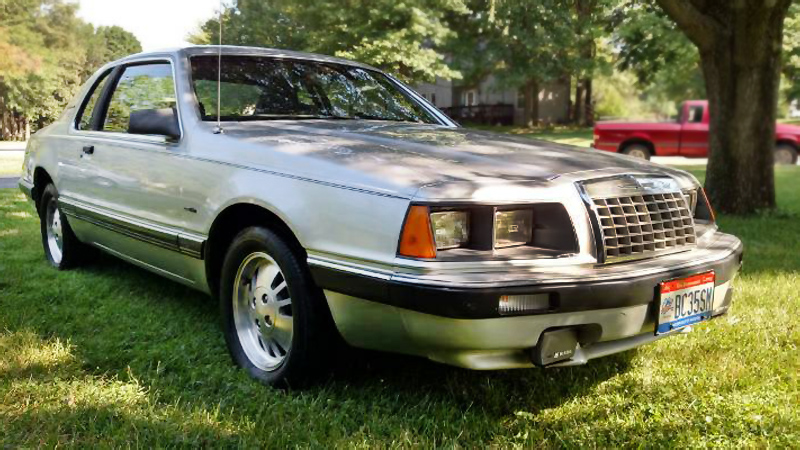Ford Thunderbird IX (Aero Birds) 1983 - 1988 Coupe #2