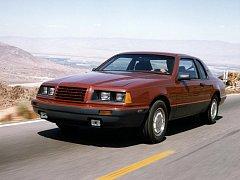 Ford Thunderbird IX (Aero Birds) 1983 - 1988 Coupe #7