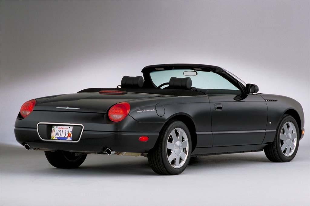 Ford Thunderbird XI (Retro Birds) 2000 - 2005 Cabriolet #3