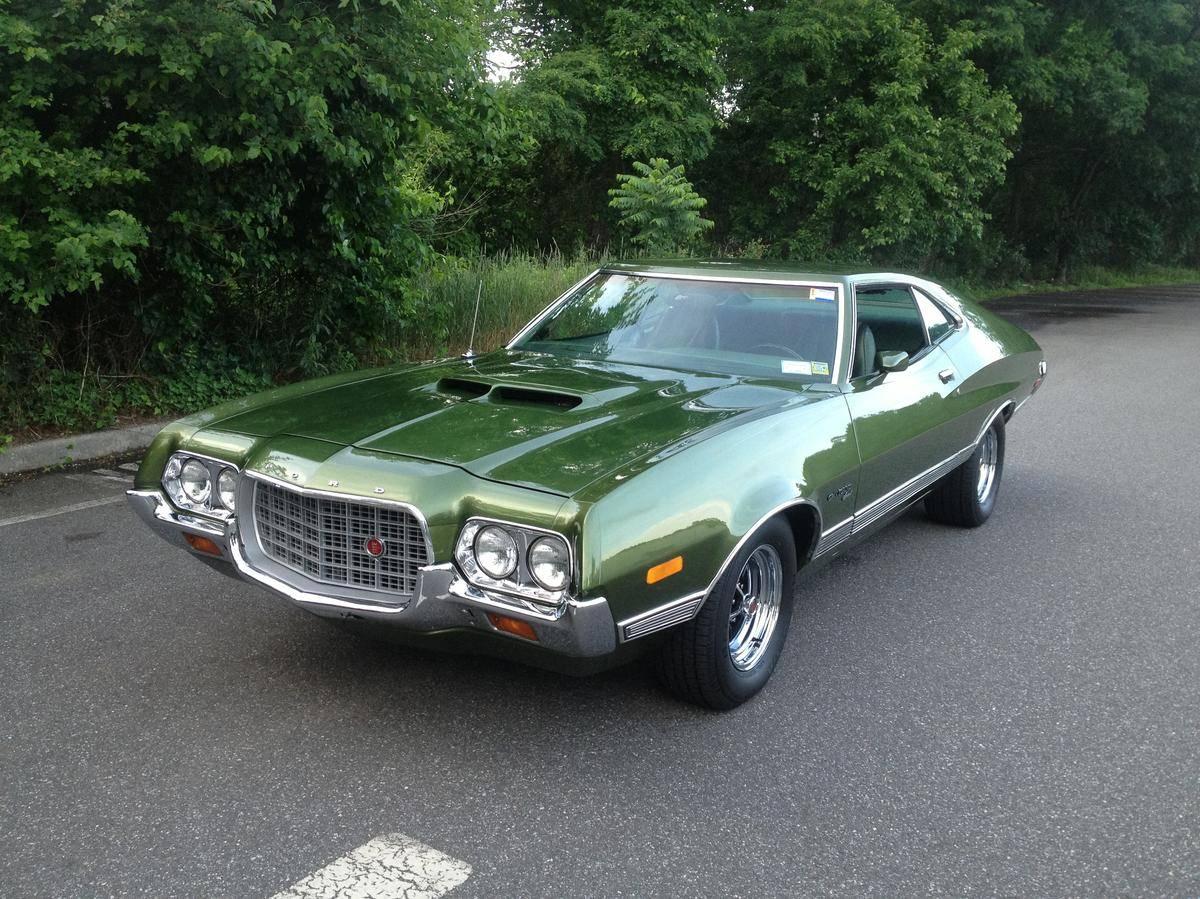 Ford Torino III 1972 - 1976 Coupe #1