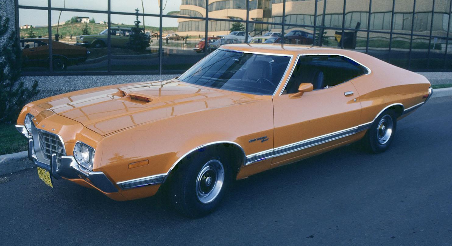 Ford Torino III 1972 - 1976 Coupe #6