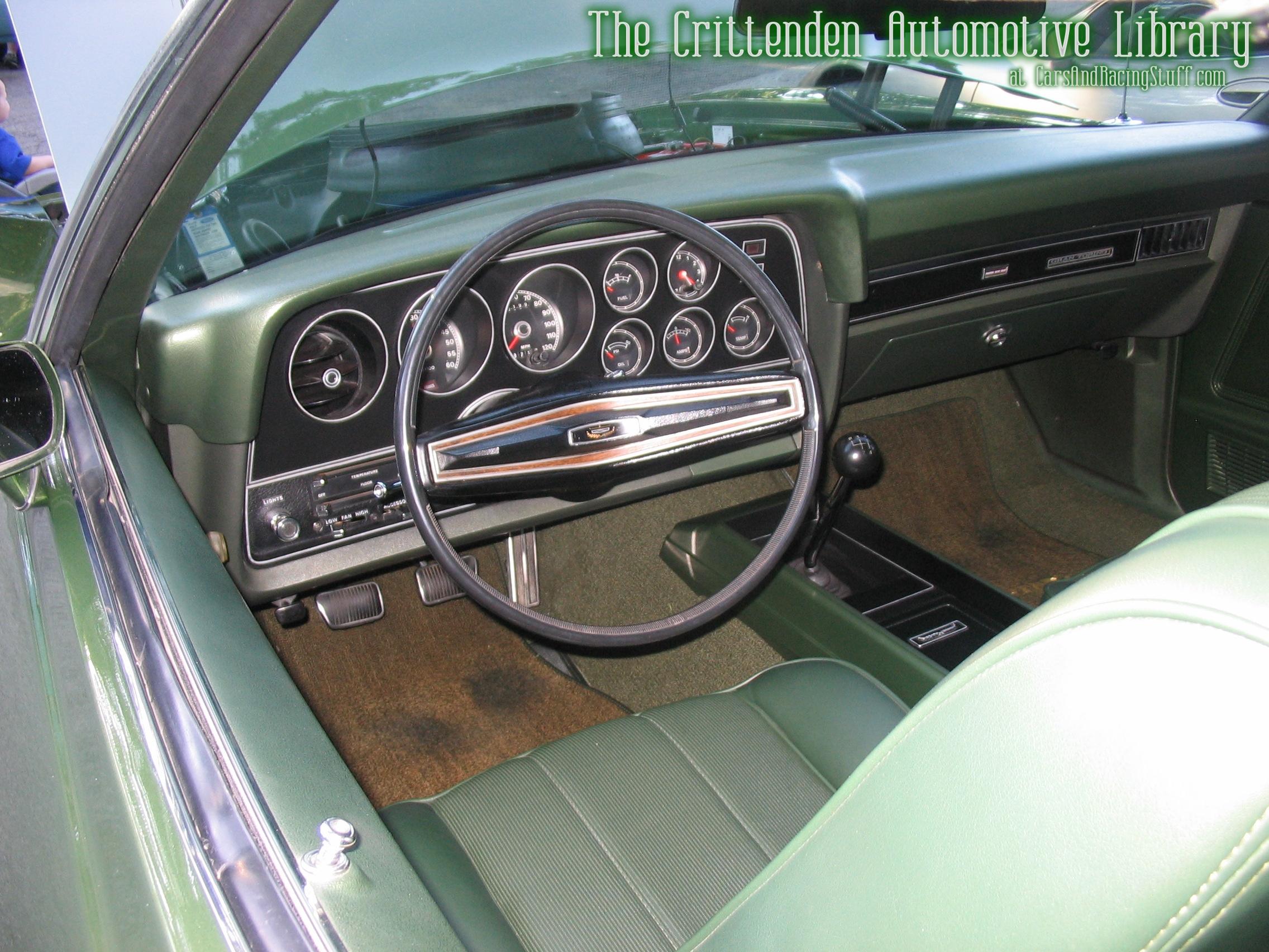 Ford Torino III 1972 - 1976 Coupe #4